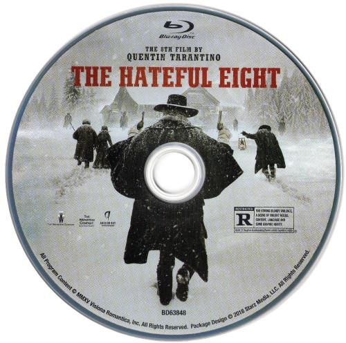 chichester cinema hateful eight