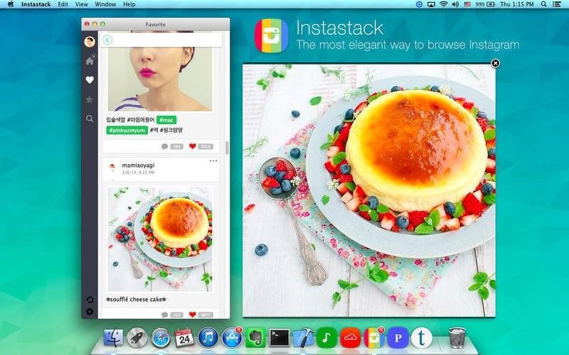 PhotoStack for Instagram 3.7.1 for Mac 破解版 – 帮助您发现社交媒体网络Instagram