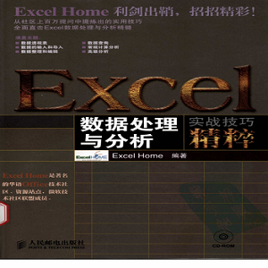 Excel数据处理与分析实战技巧精粹 扫描PDF版