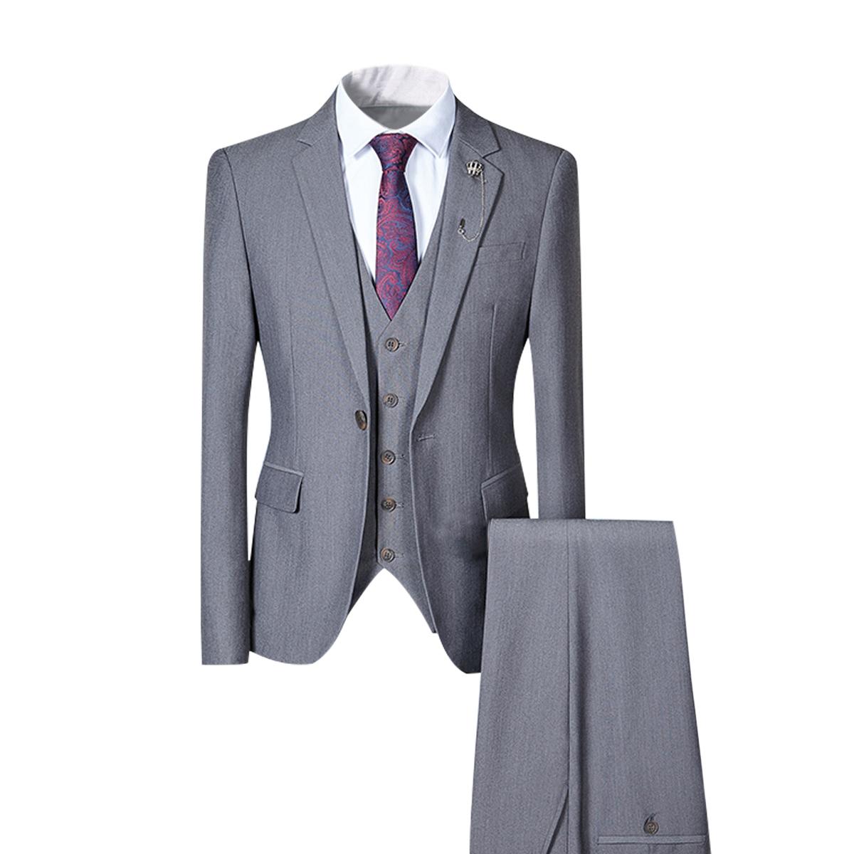 Costume 3 pièces pour homme ca17e8aa41a