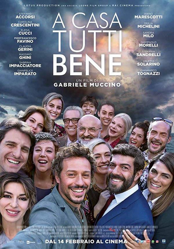 2018年喜剧《在家千日难》BD意大利语中字