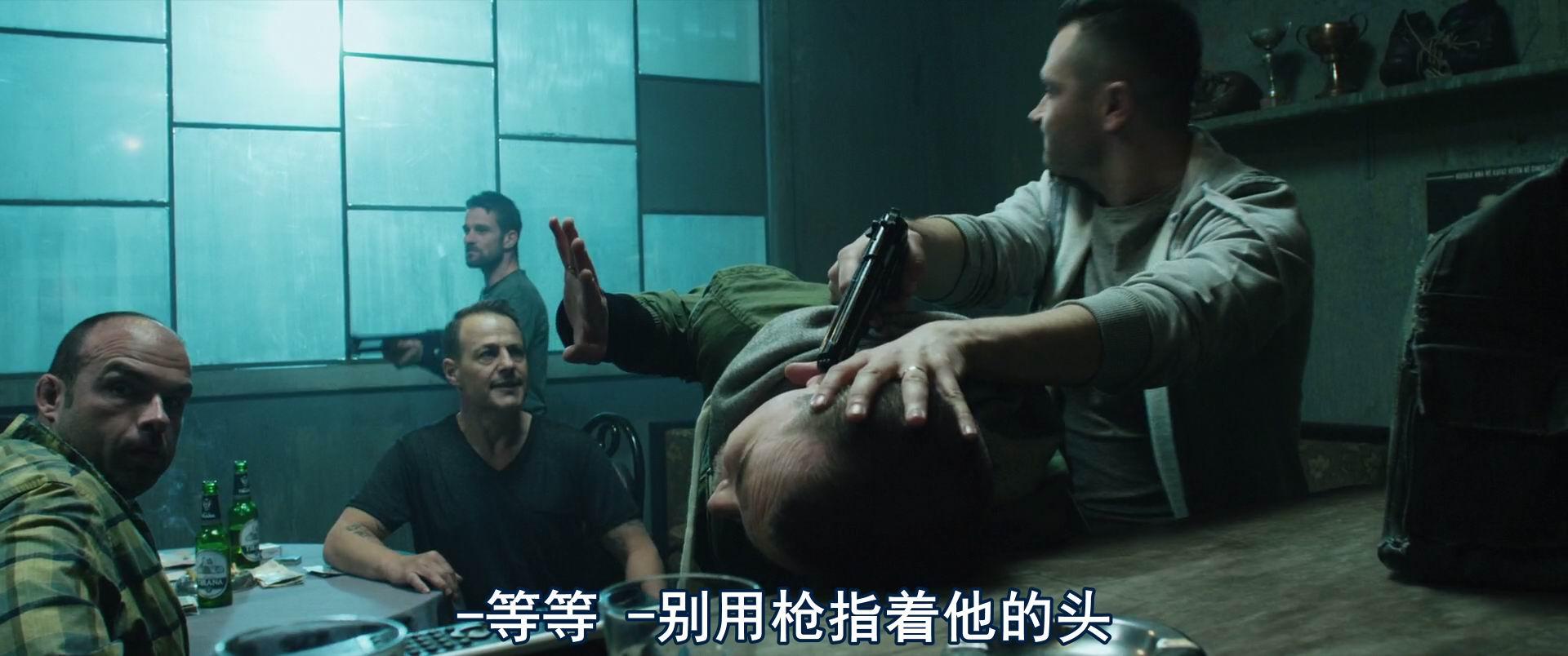 {2019动作]《勇敢者》[1080p.HD英语中字][有水印]