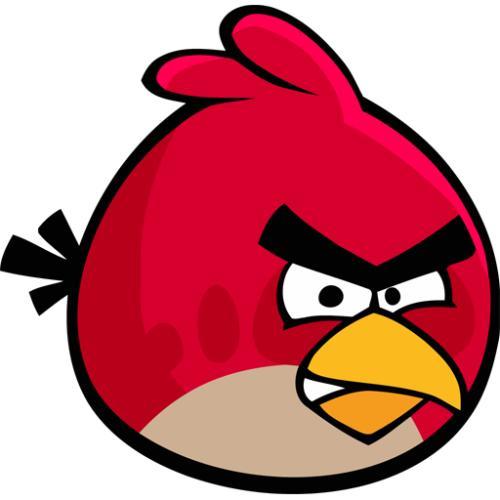最近抖音火起来的愤怒的小鸟动语态壁纸