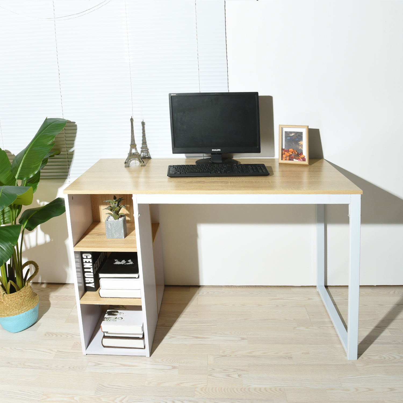Bureau Plan De Travail table de bureau en mdf, bureau informatique plan de travail